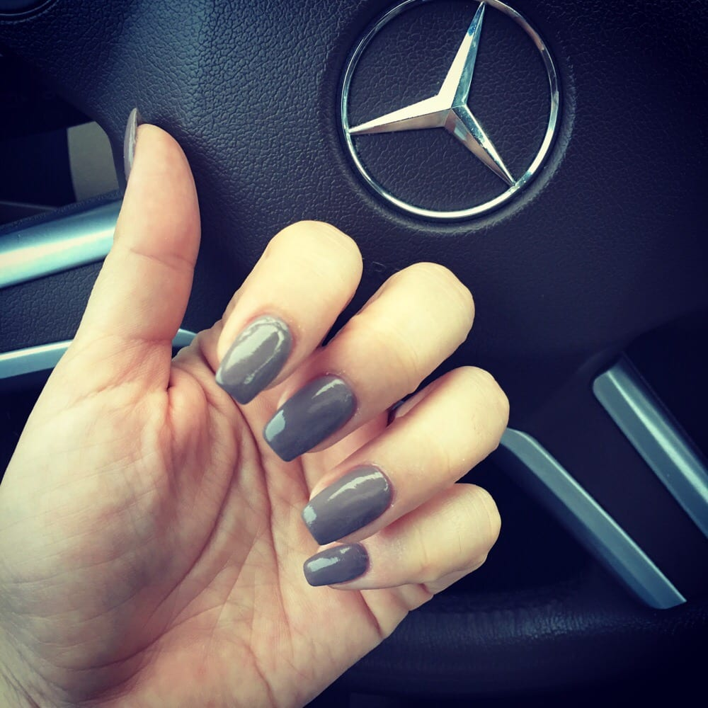 wide coffin nails photo - 1