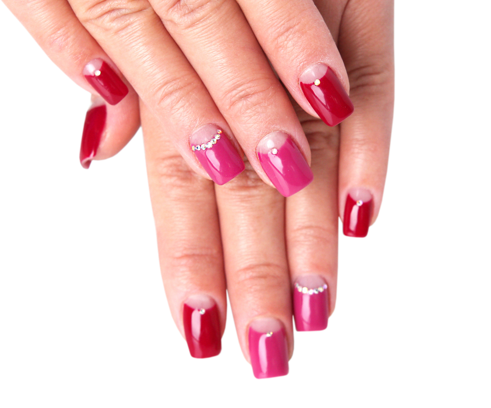 will acrylic nails grow out photo - 1