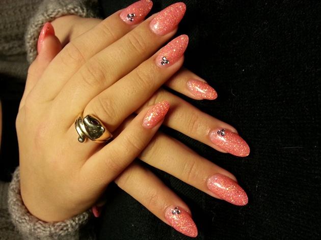 xojane acrylic nails photo - 2