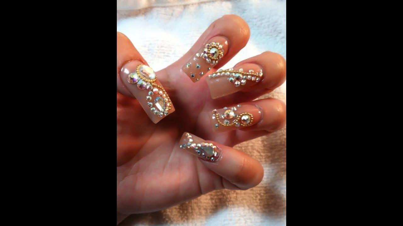 Youtube acrylic nails - Expression Nails